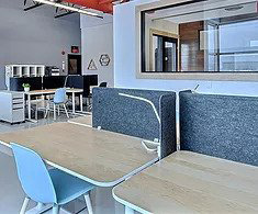Our collaborative spaces